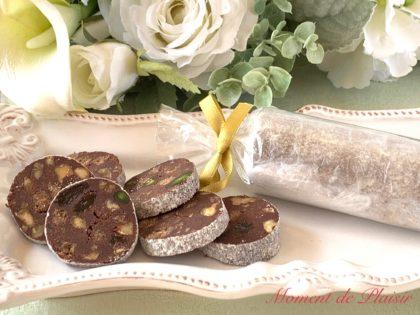 salami chocolate